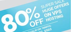 SUPER SALE! 80%